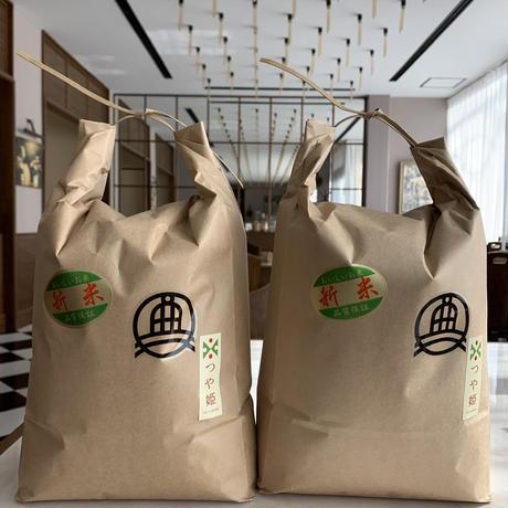 庄内米 特別栽培米つや姫 5kg