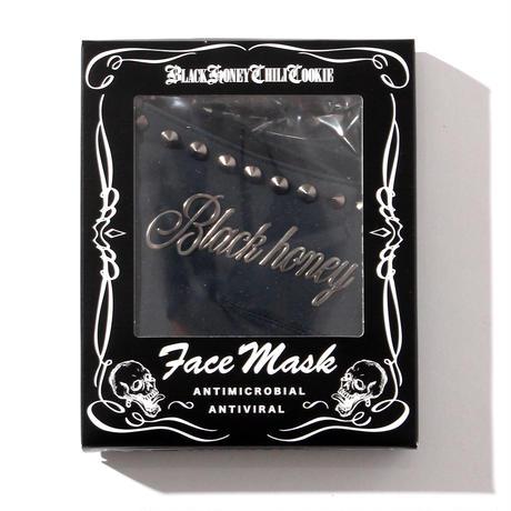 Studs&Metal Print Mask / BLACKxBLACK NICKEL BLACKxNICKEL 2905704