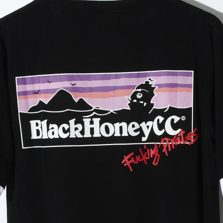 B.H.C.C Pirates Tee / BLACK 2903105