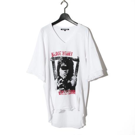 B.H.C.C Jim Morrison T / WHITE 2902102