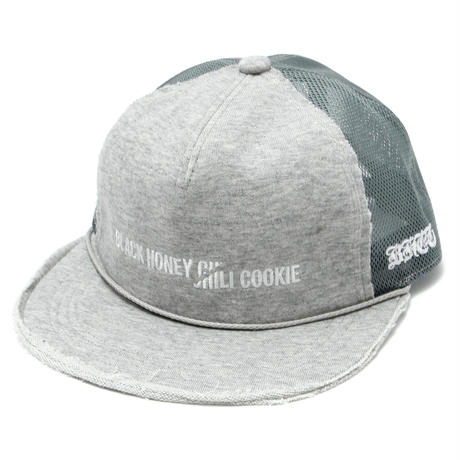 B.H.C.C Cut Embroidery Baseball Cap / GRAY 2902701