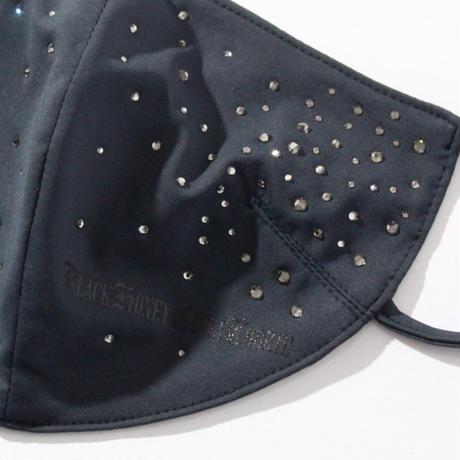 Rundom Swarovski Mask / BLACKxBLACK BLACKxCRYSTAL 2905703