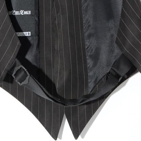 Vest / BLACK PINSTRIPE 2905305