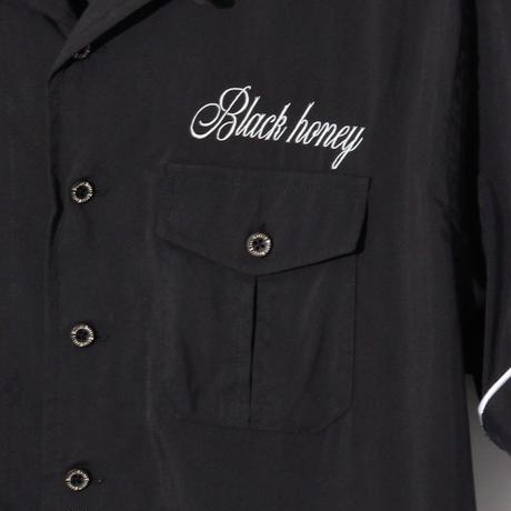 Blackhoney S/S Shirt / BLACK 2905602