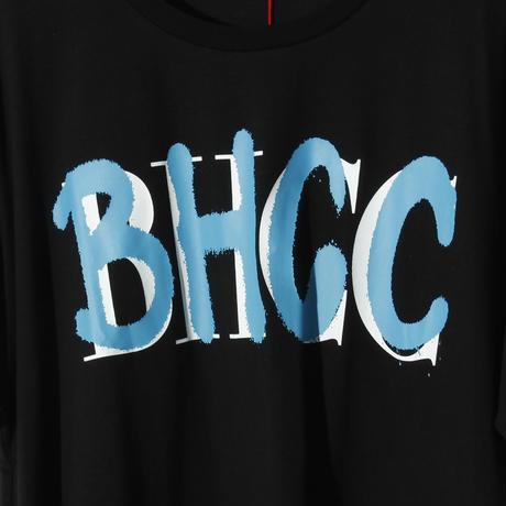 B.H.C.C Layered Logo Tee /  BLACK 2904102