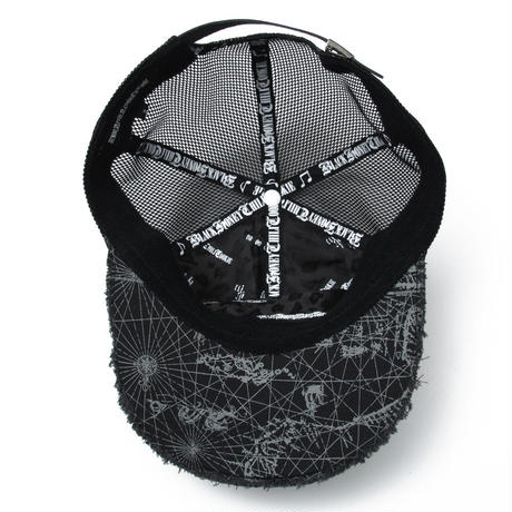B.H.C.C Flag Cap / BLACK 2903704