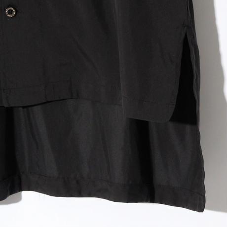 KISS & KILL Embroidery S/S Shirt / BLACK 2905601