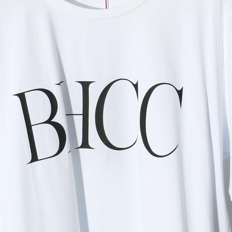 B.H.C.C 2020 Big Logo Tee / WHITE×BLACK 2904109