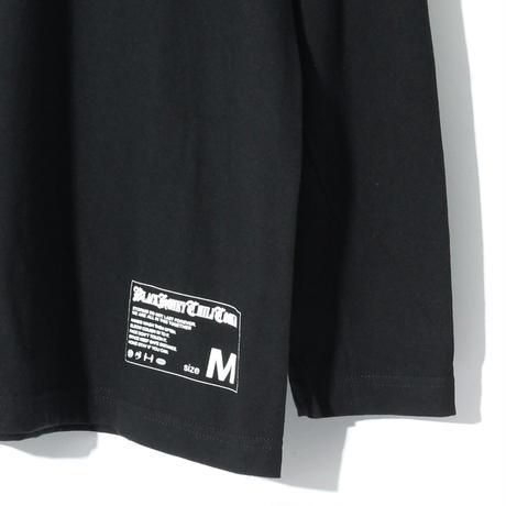 COVID-19 L/S Tee / BLACK 2904502
