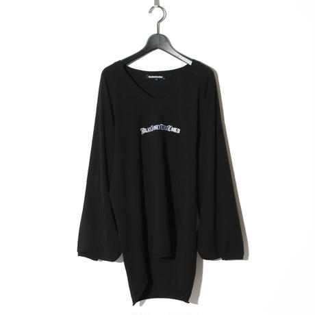 Embroidery Black Honey T / BLACK 2902104