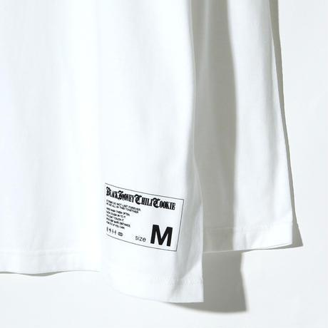 COVID-19 L/S Tee / WHITE 2904502