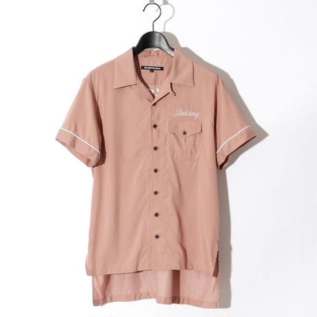 KISS & KILL Embroidery S/S Shirt / PINK 2905601