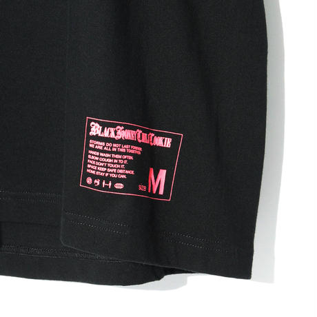 B.H.C.C Logo Print Tee / BLACKxPINK 2904501