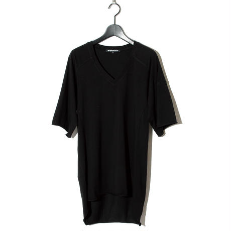 -Atelier sale-Embroidery Black Honey T / BLACK 2902101