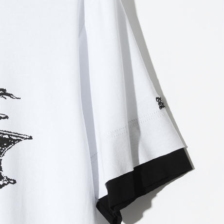 Pirate Ship Tee / WHITE 2903103