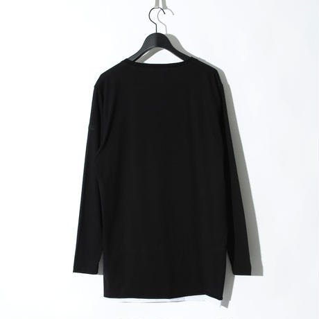 Saint Mary L/S Tee / BLACK 2904114