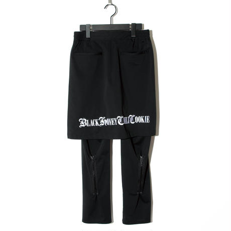 Studs&B.H.C.C Embroidery Skirt Pants / BLACK 2902409