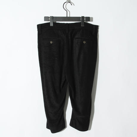 Pile Short Pants / BLACK 2904401