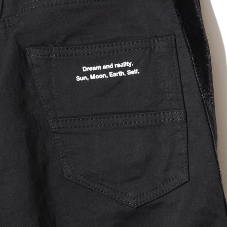 Black Short Pants / BLACK 2902401