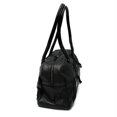 Honey Pirate's Wappen Boston Bag / BLACK 2902709
