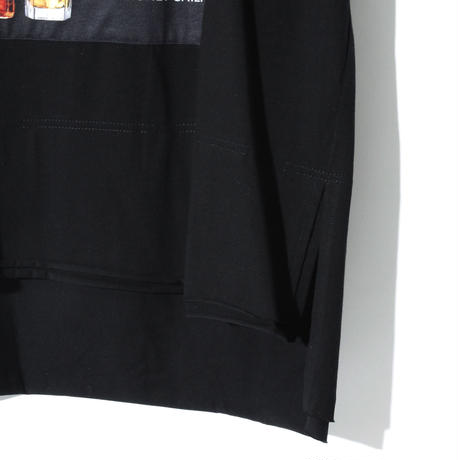 High Brand Tee / BLACK  2904108