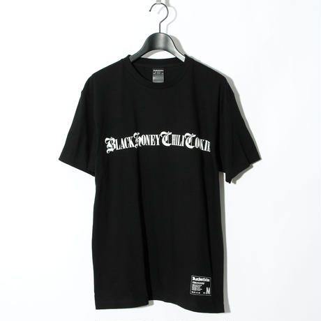 B.H.C.C Logo Print Tee / BLACKxWHITE 2904501