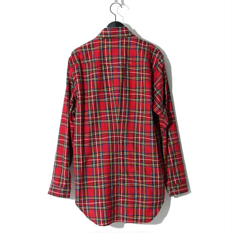 Check Pattern Shirt / RED 2903606