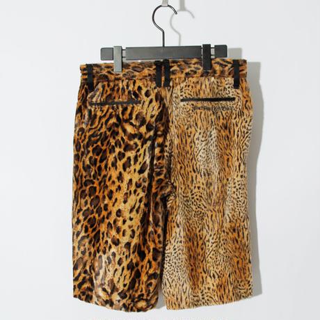 Leopard Layered Pants / LEOPARD
