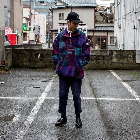 Half-Zip Boa Jacket [O-0008]