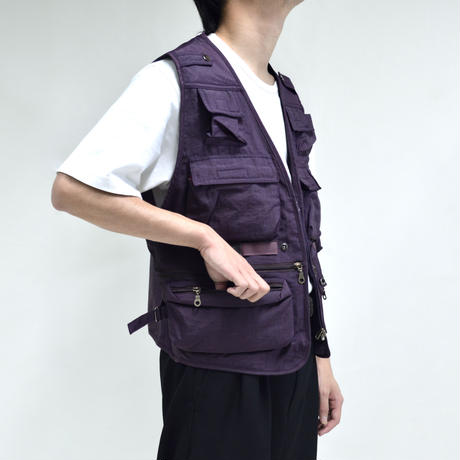 multi pocket hunting -vest [T-0071]