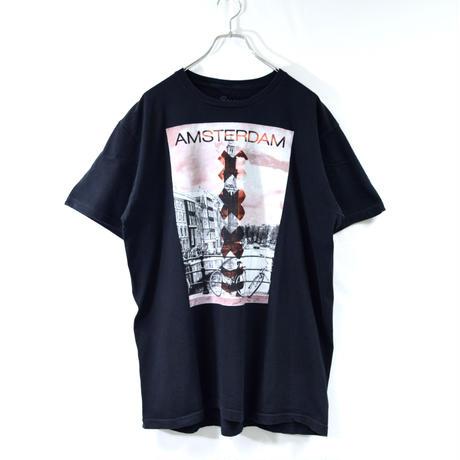 amsterdam printed tee shirts [T-0046]