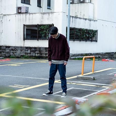 Old V-neck Sweater [T-0001]