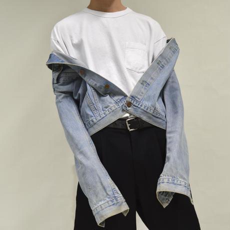 Levi's - No Collar Denim Jacket [O-0003]