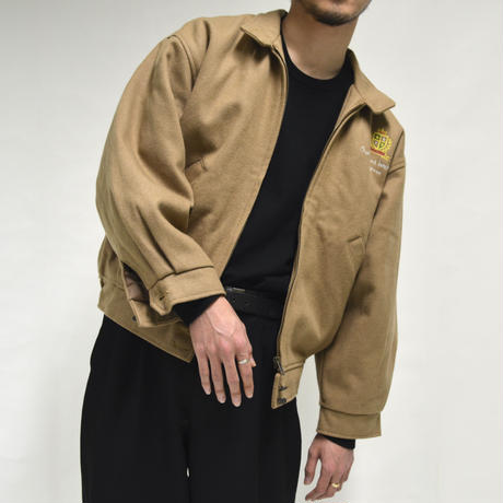 Chest One-point  Drizzler Jacket [O-0014]