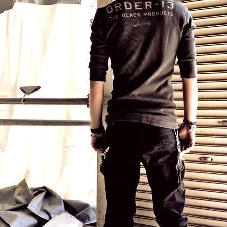 BLACKORDER × URC 「MILITARY THERMAL」『ORDER 013』