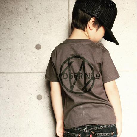 BLACKORDER × HOW DOES IT FEEL ORDER-047 『CLOSER No.9』KIDS T-shirts  SMOKE × BLACK