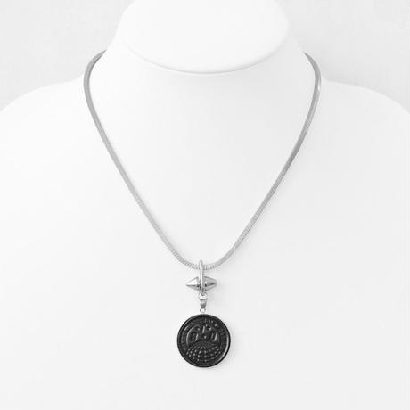 BTD parody logo short necklace