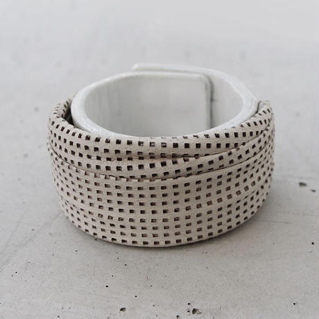DRAPE leather bracelet