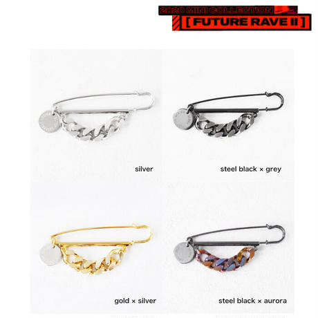 FLAT LINK chain pin broach