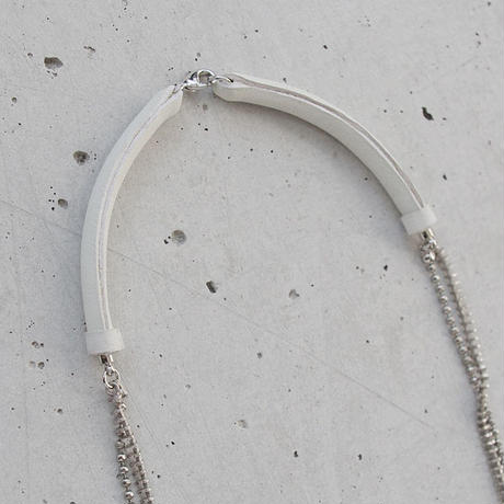 ZIP CHAIN long necklace
