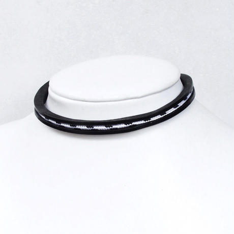 PARACHUTE CODE & leather choker