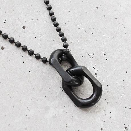 CHAIN BITS short necklace