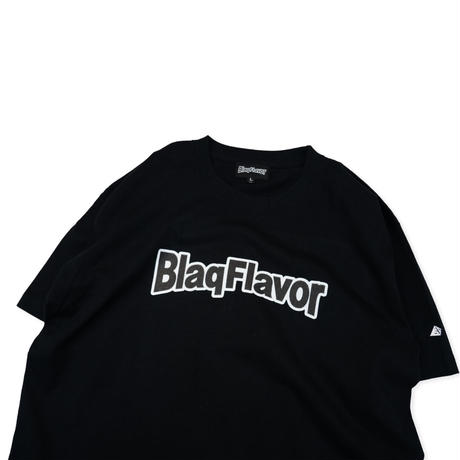 S/S Basic Logo Tee - Black