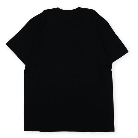 S/S Reflect Loop Tee - Black