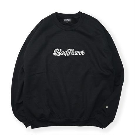 BF Written Logo Sweat - Black