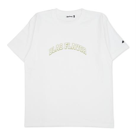S/S Arch Logo Tee - White