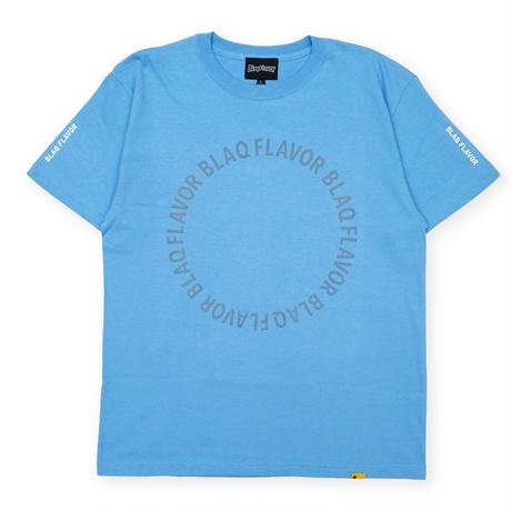 S/S Reflect Loop Tee - L.Blue