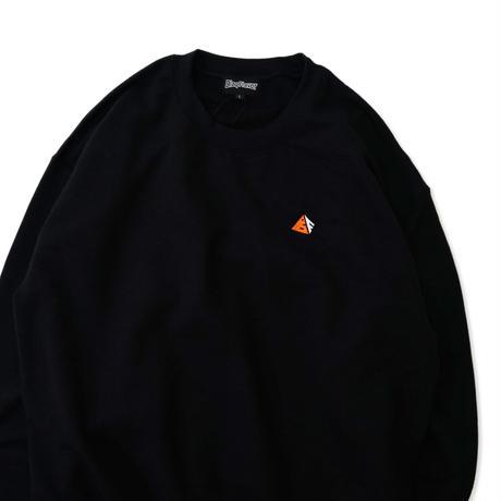 Chest Logo Sweat - Black