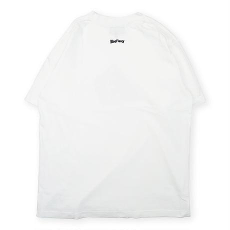 S/S Pyramid Logo Tee - White