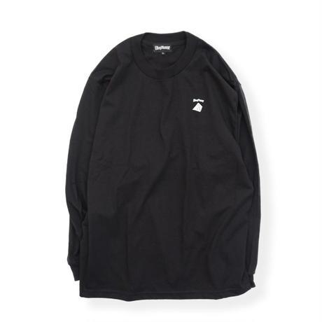 L/S BF Lil Logo Tee (BLACK)
